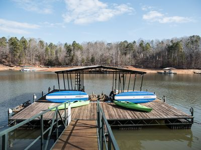 Photo for Lakefront, Peaceful, Spacious! Perfect Lake Getaway For Your Family & Friends!!
