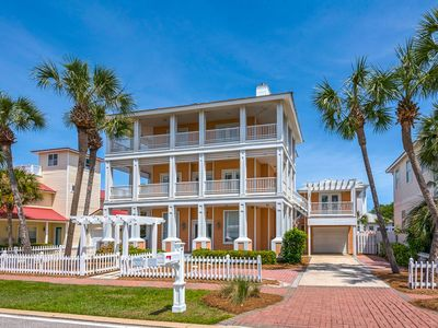 Photo for Great Beach Home w/ Private Pool~ Short Walk to Beach!