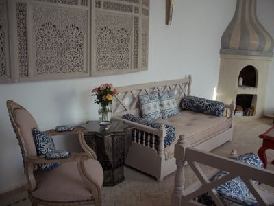 Photo for Gorgeous generous and light-filled riad in prime location