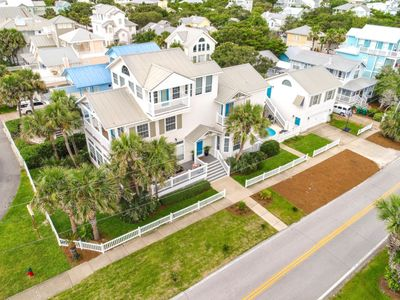 Photo for LUXURY, UPDATED!! Gulf Views-Carriage House-Game Room-Heated Pool/Hot Tub