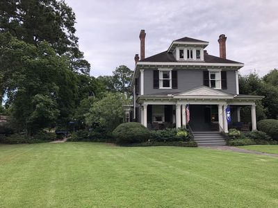 Photo for 1901 Historic Home's Guest Cottage