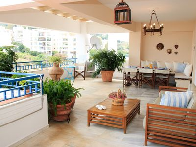 Photo for Katerina's Luxury Apartment in Rethymno