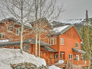 New Elegant Ski In Ski Out 4br Whitefish Townhome 4 Br Vacation Townhome For Rent In Whitefish