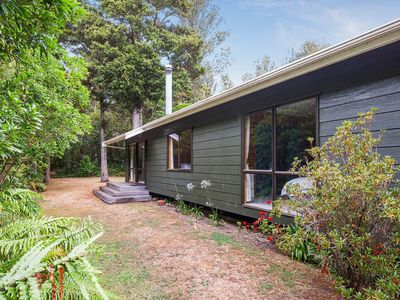 Photo for Puka Lodge (Rear dwelling) - Pukawa Bay Holiday Home