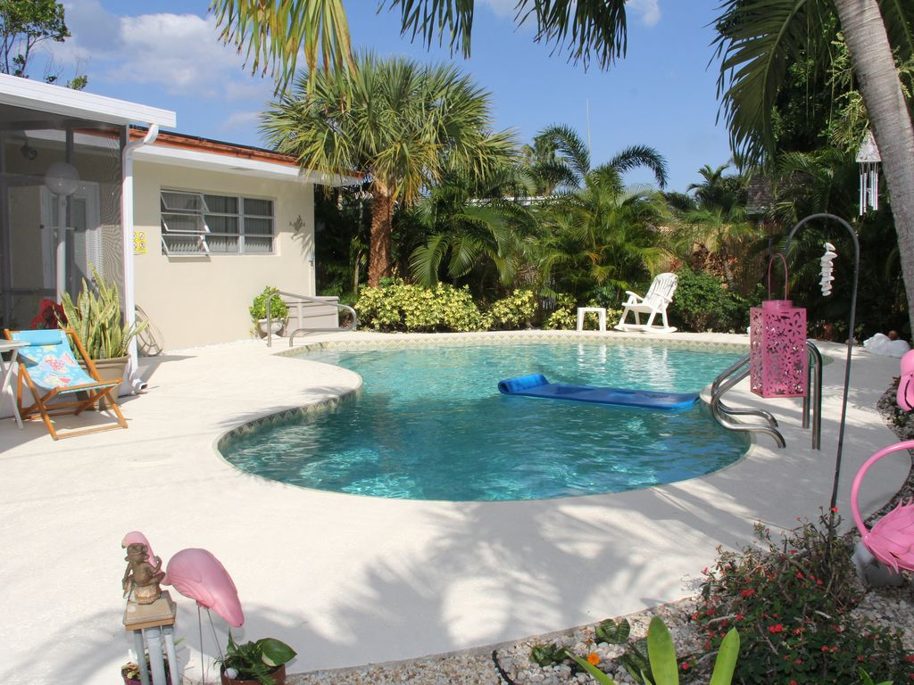 Deerfield Beach Heated Pool House Vrbo