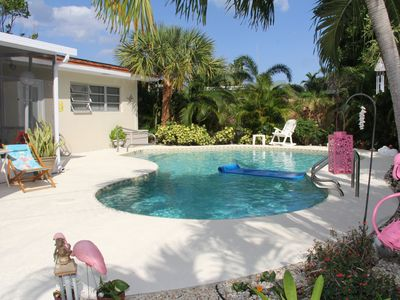 Photo for Deerfield Beach  heated pool house