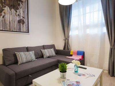Photo for Modern studio apartment in the city centre