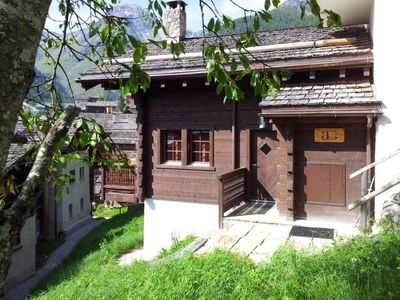 Photo for Vacation home Chalet A Coeur in Grimentz - 8 persons, 4 bedrooms