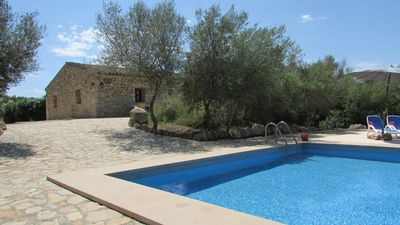 Photo for COZY AND QUIET STONE HOUSE, WITH CHARMING MALLORQUIN (FREE WIFI)