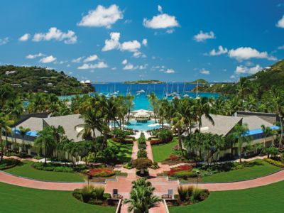 Photo for Luxurious and spacious 3 bedroom villa at Westin St. John, Virgin Grand!