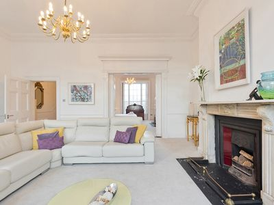 Photo for Stunning historic townhouse in Dublin