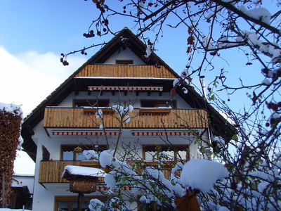 Photo for 4 star apartment in a quiet forest location in the Black Forest with Internet Wi-Fi