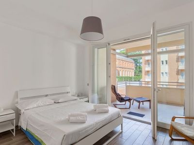 Photo for ❤Airy apt in the beautiful Aventine Hill❤