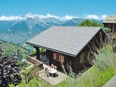 Photo for Vacation home Chalets Les Tchoueilles I  in Veysonnaz, Les 4 Vallées ( Valais) - 10 persons, 5 bedrooms