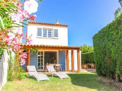 Photo for House with closed Garden  et  Mooring 8m