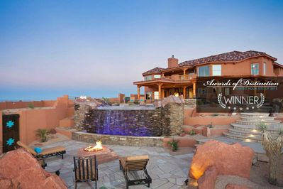 Enchanting Luxurious Lake Powell Desert Southwestern Home W Panoramic Vistas Page