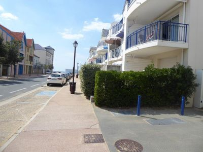 Photo for Sea view apartment Chatelaillon-Plage