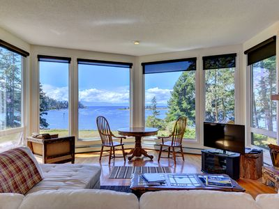 Photo for Oceanfront 3 Bedroom home with Stunning Views