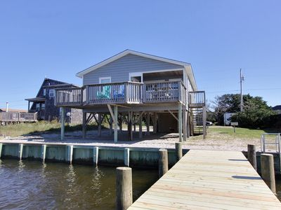 Observation Point: Prime Soundfront Location with Dock! Spectacular Sunsets!