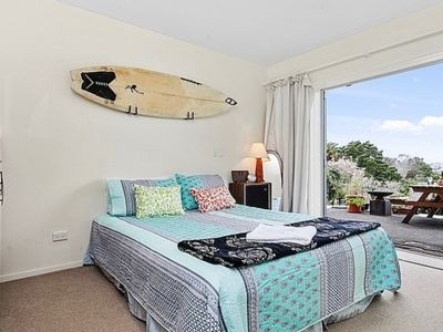 Photo for Longitude Apartment - Raglan Holiday Apartment