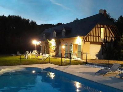 Photo for A haven of peace 10 minutes from Deauville
