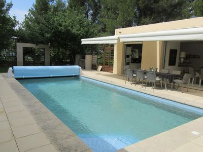 Photo for 3BR Villa Vacation Rental in Blauvac