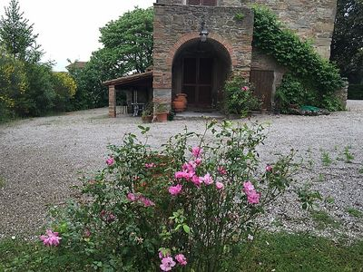 Photo for Vacation home Silvestro in Cortona - 5 persons, 3 bedrooms