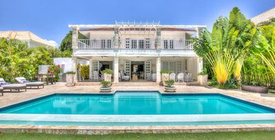 4bd villa, in one of the most luxurious private gated village in the Caribbean