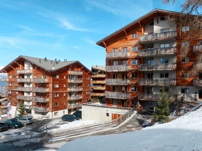 Photo for 2BR Apartment Vacation Rental in Haute-Nendaz, Conthey