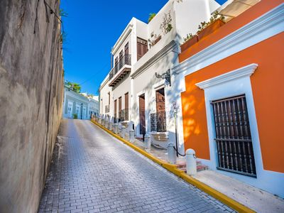 Photo for Casa Colonial   Grand Single Family Home in beautiful Old San Juan