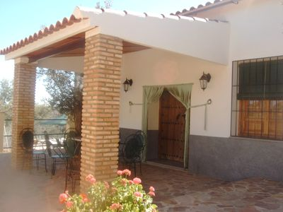Photo for Cottage inside Sierra Morena, near of Cordoba