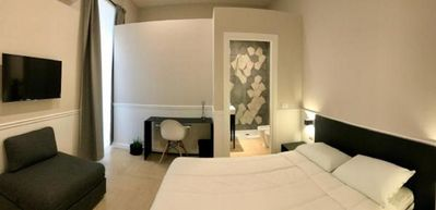 Photo for Dante Boutique Rooms - Room 3 - Bed&Breakfast for 3 people in Napoli