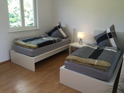 Photo for Dreamlike apartment for 2 pers. in HH Wandsbek / Marienthal