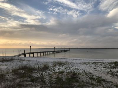 Photo for Steps from the Bay or Gulf Beach- Great Rates No Hidden Fees!