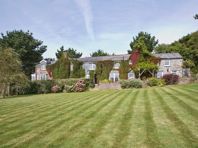 Photo for 7 bedroom accommodation in St Mawgan