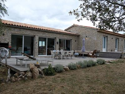 Photo for House for rent Corse du Sud 8 to 12 people