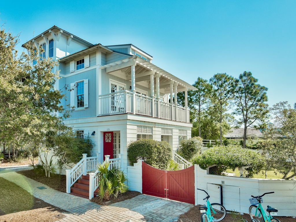 Cozy And Fun Cottage In Rosemary Beach Newl Vrbo