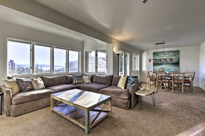 Escape to Steamboat Springs and stay at this vacation rental townhome!