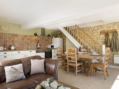 Photo for The Tractor Shed is a cosy bolthole retreat for 2 located close to popular walking routes
