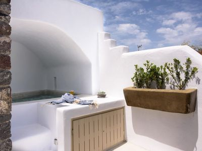 Photo for Lagadi-Luxury residence with private jacuzzi