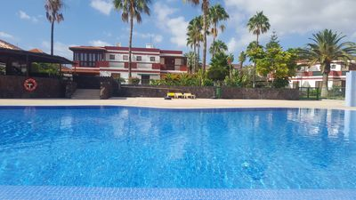 Photo for Beautiful 3 bedroom house in Costa del Silencio