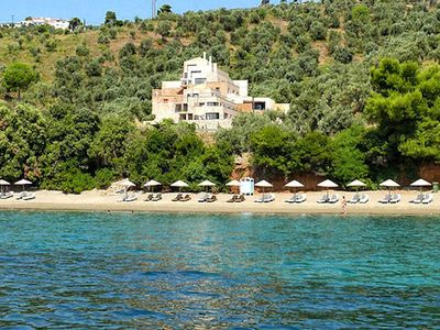 Photo for Villa Skia is a beautiful property on the Greek isle of Skiathos, near the town of Vasilias. The vil