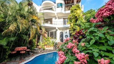 Photo for BK Villas-Puerto Vallarta Casa Capri One bedroom Bungalow