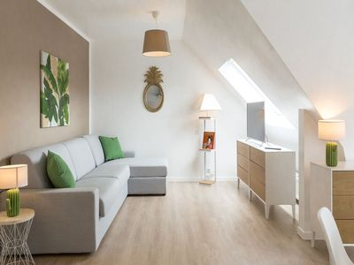 Photo for Giulio - Beautiful studio in the heart of European District