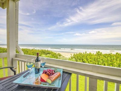 Photo for Oceanfront 3-Bedroom / 2-Bath Luxury Townhouse in the heart of Melbourne Beach