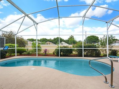 Photo for House in Kissimmee with Pool, Air conditioning (516426)