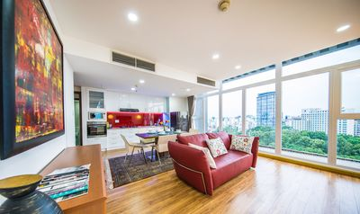 Photo for Luxury & Spacious 3Br Apartment | Ben Thanh Market