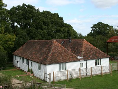 Photo for BEAUTIFUL CONVERTED BARN IN AREA OF OUTSTANDING NATURAL BEAUTY
