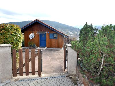 Photo for Chalet weather vane - cozy GERARDMER - 2 bedrooms / fenced garden / parking