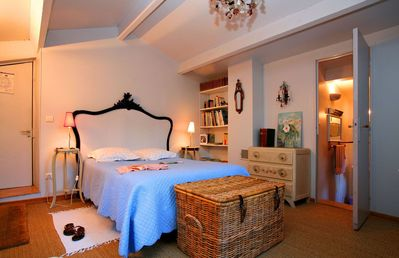 Photo for 2 guest rooms in a haven of freshness along the Aveyron River